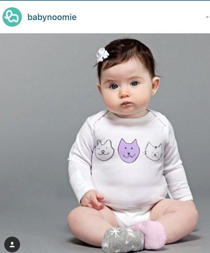 Roupa de bebe Pima Cotton