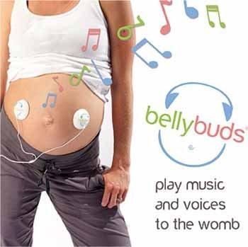 belly fone de ouvido para barriga gestante gravida