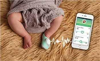 owlet meia que monitora bebe