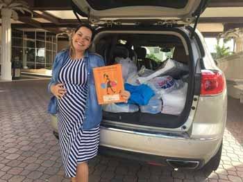 Enxoval Michele bebe Miami personal shopper