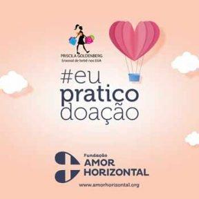 Parceria Fundação Amor Horizontal