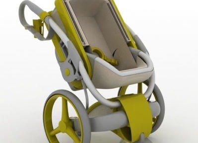 carrinho de bebe moderno