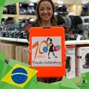 comprar enxoval no Brasil