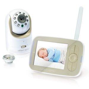 Teste babá eletrônica