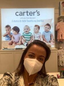 Loja da Carter's no Brasil