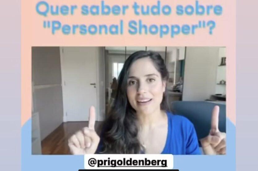 Personal Shopper - Enxoval